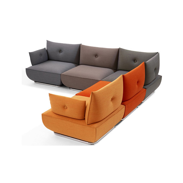 L Shaped Fabric Sofa With Corner Table, L Shaped Fabric Sofa With Corner  Table Suppliers And Manufacturers At Alibaba.com