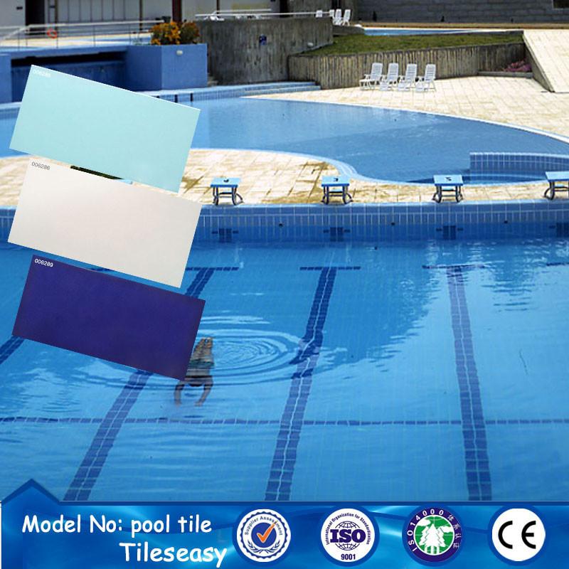 Prezzi scontati esterno parete e pavimento di piastrelle for Piastrelle per interno piscina