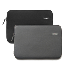 WIWU Caso Bolsa Para <span class=keywords><strong>Laptop</strong></span> 13.3 14.1 15.4 polegadas Notebook À Prova D' Água Saco para Mac Book Air 13 Caso <span class=keywords><strong>Laptop</strong></span> Manga para mac Book Pro Caso 13