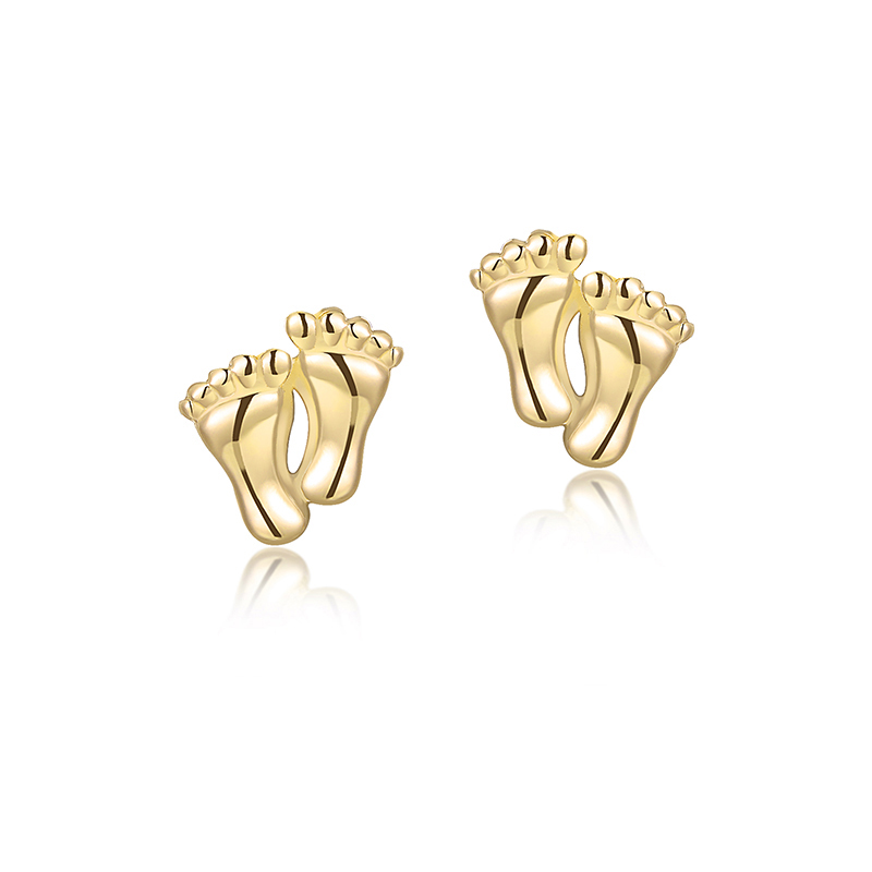 Baby Gold Earrings, Baby Gold Earrings Suppliers and Manufacturers ...