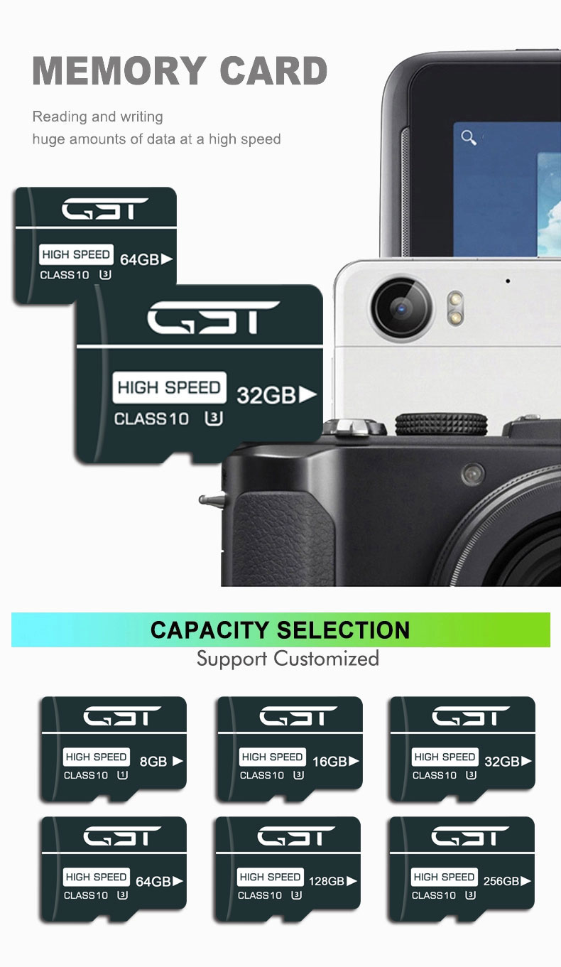 2019 Original 2GB 4GB 8GB 16GB 32GB 64GB 128GB 256GB tf memory card for all mobile phones