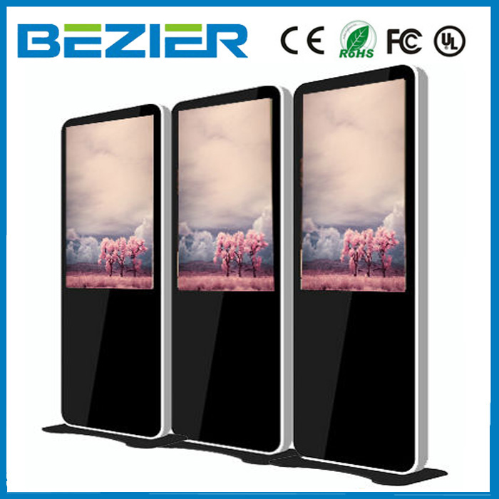 comercial advertisement banner system digital 7 inch lcd network digital signage