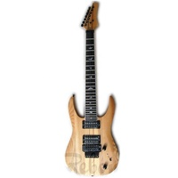 Weifang Rebon 7 string electric guitar with neck through body