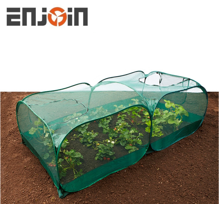 ENJOIN 2018 hot selling Garden Pop-Up Giant Fruit Cage, aquaculture net cage for plant protection