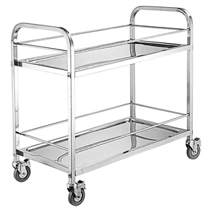 Guangzhou Supply Stainless Steel Hand Trolley Cart For Sale BN-T24