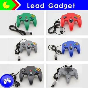 For N64 Controller Adapter For PC Controller joystick for nintendo 64, gamepad usb n64