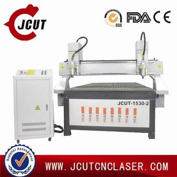 6 axis machine