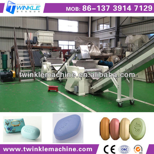 TK-E150 AUTOMATIC TOILET SOAP PRODUCTION LINE