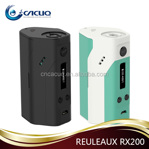 stock offering wholesale reuleaux rx 200 with vv vw evolv dna 200w