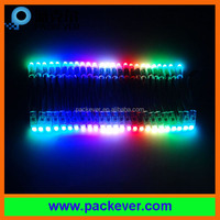 5V & 12V RGB color 12mm waterproof ws2811 led pixel