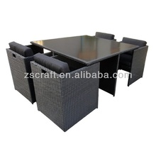 Luxury Rattan Garden Furniture Set