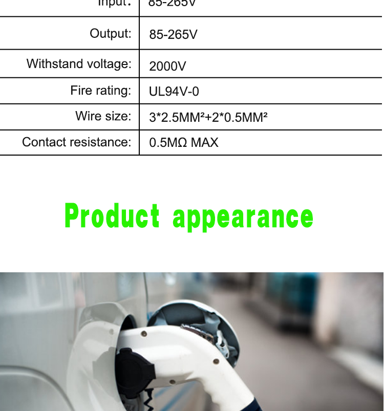 Wholesale IP55 enclosure 94V-0 housing fire rating 12 month warranty 3840W electric car ev charger quick charge