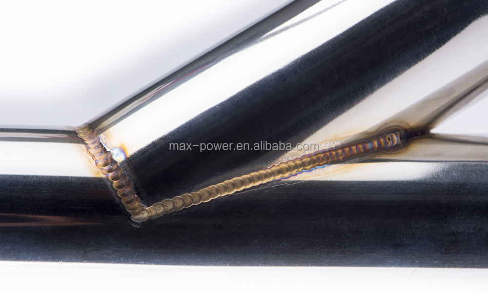Butterfly Exhaust Pipe : Inch type y stainless steel electric exhaust butterfly