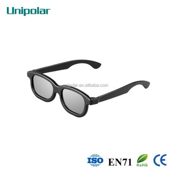 Cheap Price Cinema 3D Glasses with Multi-Color