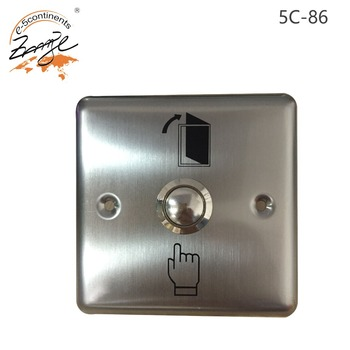 Emergency Alarm Panic Button/ Door Open Exit Switch,/push Button ...