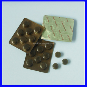 Box Packaging and Tablet Candy Type throat lozenges