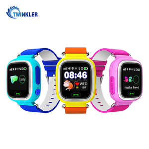 child Q90 Touch Screen WIFI Smart baby Watch Location Finder Device GPS Tracker watch for Kids Anti Lost Monitor PK Q80 Q60 Q50