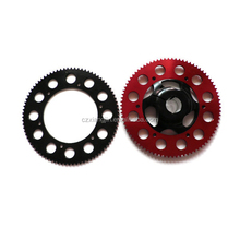 Motocross motorcycle parts chain sprocket with various anodized color
