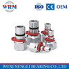 5mm x 6.35 mm CNC Flexible Plum Coupling Shaft Coupler D20 L30 Aluminum Alloy 2024 for Rubber smelling machine couplings