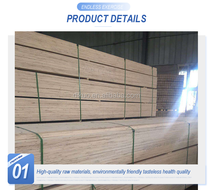 Plywood manufacturers china LVL pallet linyi suppier