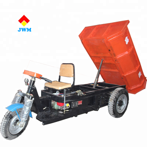 Highly produced electric dump truck with excellent service