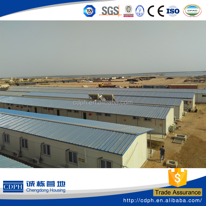 China supplier economic prefabricated dome houses used as offices and accommodation
