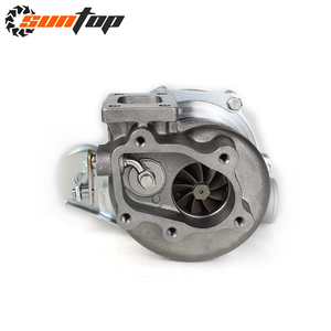 GT28 GTX2860R A/R 0.6/0.64 5 Bolts Anti-Surge turbocharger manufacturers Turbo T25 Flange motorcycle