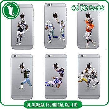 best service dcaa1 92a5b Colorful Pc For Custom Printed Iphone Case American Football Team Mobile  Phone Case Cover For Iphone 6s Print Case - Buy For Custom Printed Iphone  ...