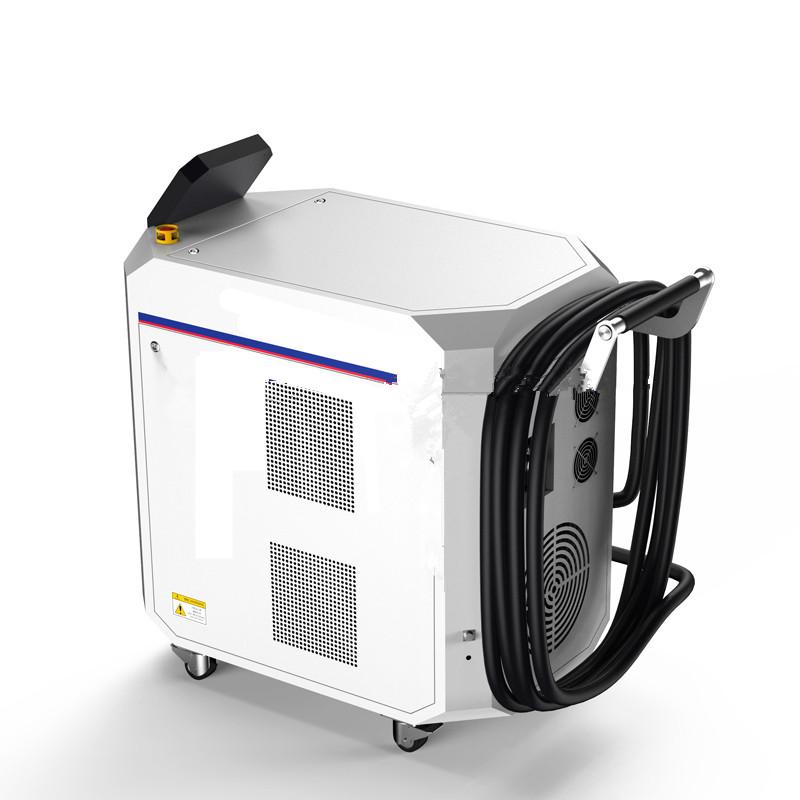 High Quality 20W 50W 100W 200W 500W 1000W Laser Rust Cleaning Removal Machine for metal Oxide