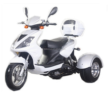 Migliore qualità <span class=keywords><strong>50cc</strong></span> trike <span class=keywords><strong>scooter</strong></span> <span class=keywords><strong>50cc</strong></span> moto <span class=keywords><strong>50cc</strong></span> 3 ruote di <span class=keywords><strong>scooter</strong></span> (TKM50E-3B)