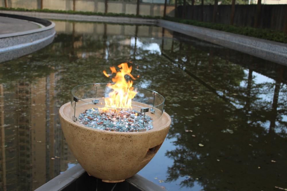 Runde Gfrc Outdoor Gas-feuerstelle/outdoor-feuerstellen - Buy  Feuerstelle/indoor Feuerstelle/elektrische Feuerstelle/antiken  Feuerstelle,Gfrc,Magnesia ...