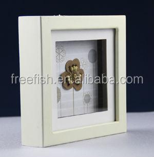 wooden 3d shadow box frames wholesale wall art