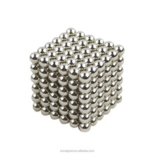 Hoge kwaliteit 8mm bol neodymium magneet <span class=keywords><strong>magnetische</strong></span> bal