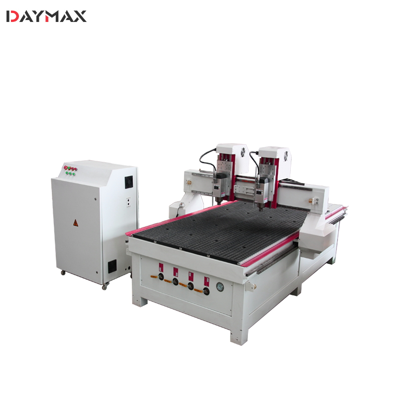 China Jinan Daymax Double Head 3d Wood Furniture Cnc 2030 Table