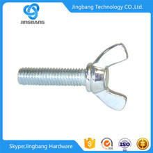 DIN316 Cheap Stainless steel Wing bolt/butterfly bolt screw wing