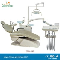 good prices chair mounted portable dental unit