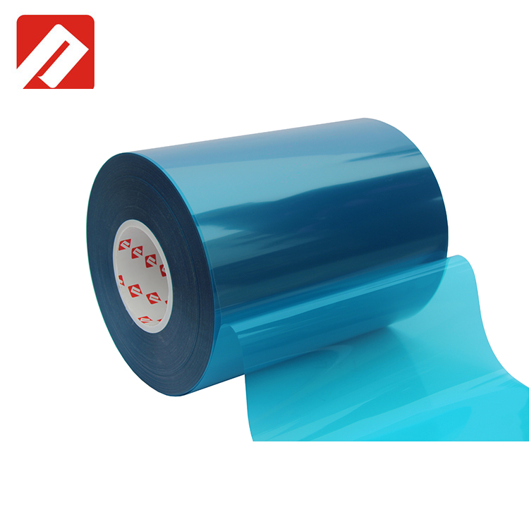 High quality factory PU Adhesive PET Protective Film For TP Glass