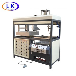 China manufacturer thermal forming plastic blister machine