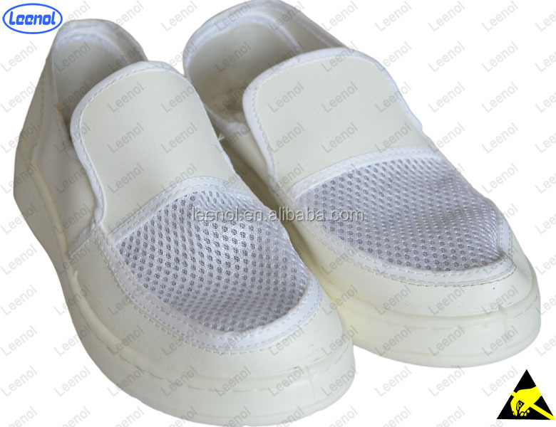 ESD conductive industrial shoes