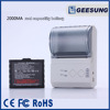 LINUX, ANDROID, WINDOW, IOS POS System USB Serial Thermal Printer Bluetooth