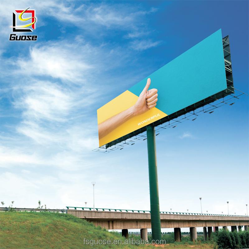 Outdoor Stand Lights Digital Frame Display Stand Huge Highway Road Advertising Billboard Lighting Box Buy Display Stand Display Stand Product On