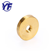 OEM brass flat washer high quotation mechanical use metal washer