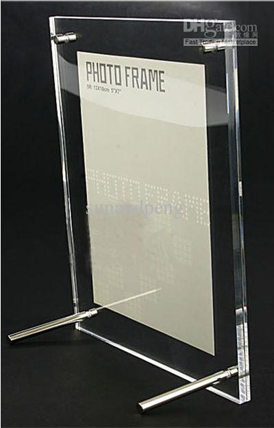 acrylic photo frame acrylic photo frame suppliers and manufacturers at alibabacom