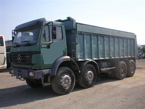 Resultado de imagen para North Benz 2629 8x8 truck