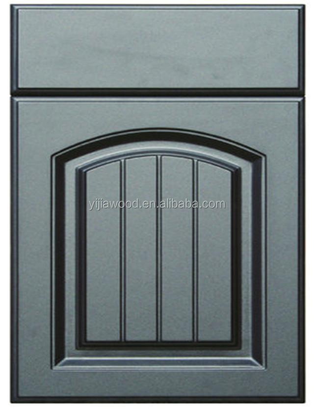 Neue Desgin Kirsche Holzmaserung Farbe Küchenschrank Türen ...