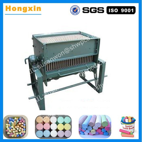 Best prices dustless school blackboard chalk making machine