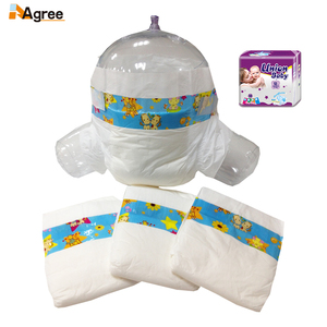 Baby Diapers In Bales Ultra Soft Dry Surface Baby Diapers