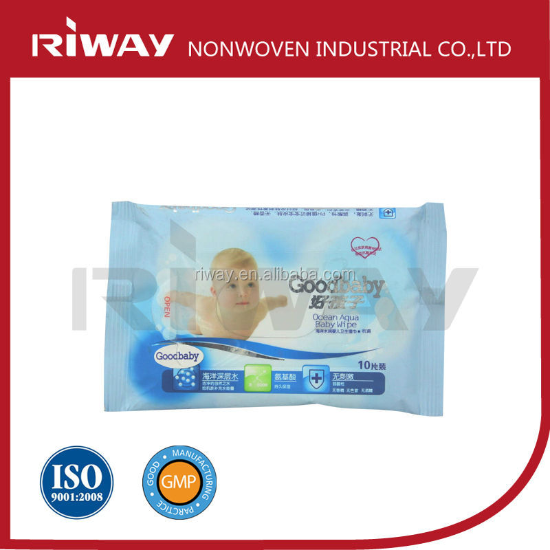 Baby skin friendly wet & dry dual use tissue 100P (Professional baby wet wipes OEM/ODM)