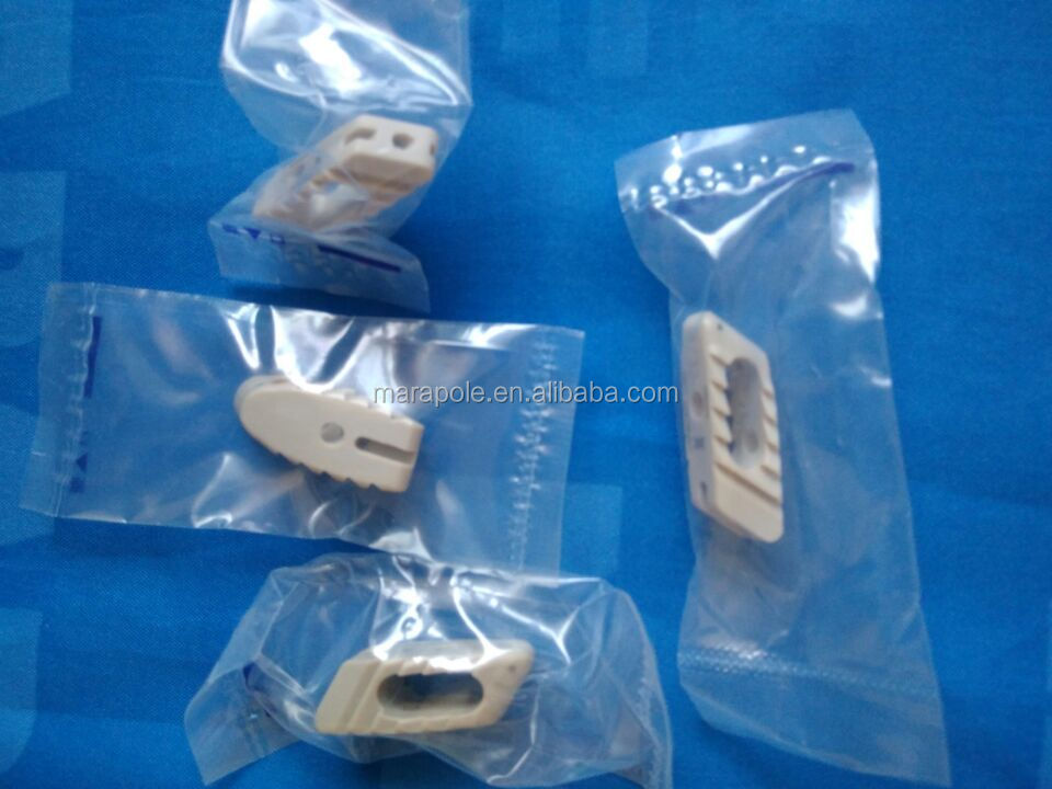 Lumber Fusion Device(PEEK),Orthopedic Implant Spinal Cage,Spine Cage