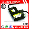2013 nssc super canbus 55w 9-32v 1068 hid xenon kit wide voltage ballast h4 hid xenon kit